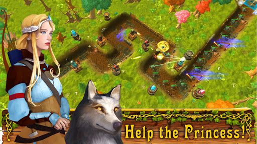 Fantasy Realm TD: Tower Defense Game Apk 1