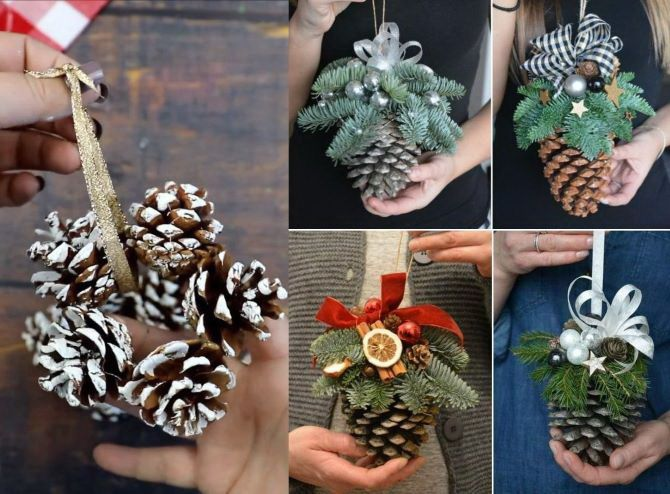 DIY outdoor Christmas decorations 2