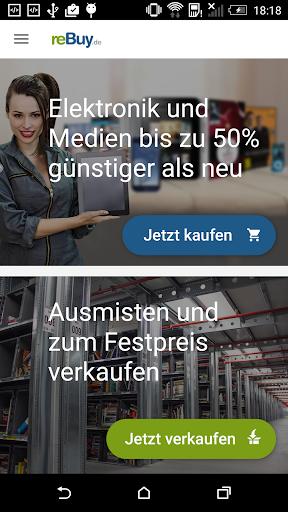 reBuy.de Kaufen Verkaufen