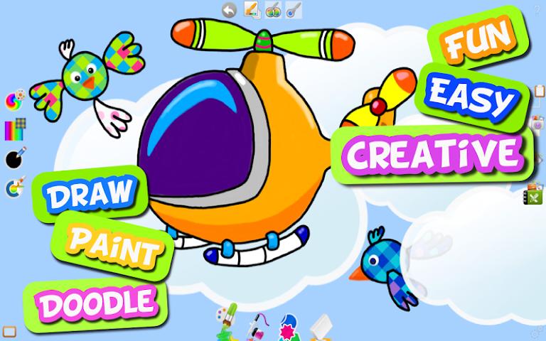 android Koodler.lite: creative drawing Screenshot 7