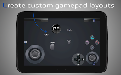 ShockPad: Virtual PS4 Remote Play Dualshock 5