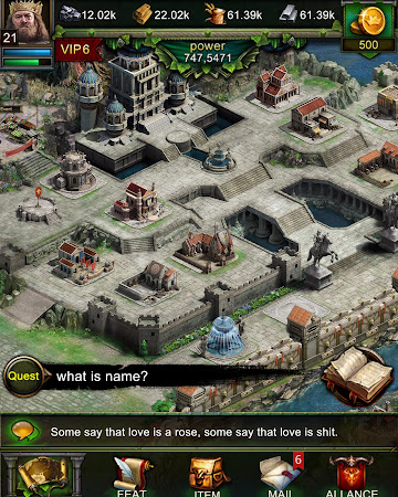 Clash of Kings 1.1.2 screenshot 7147