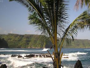 Photo: C1250071 Maui - wulkaniczne wybrzeze