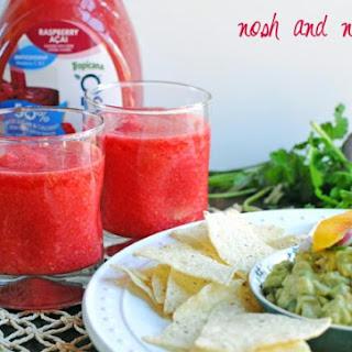 Raspberry Lime Margaritas