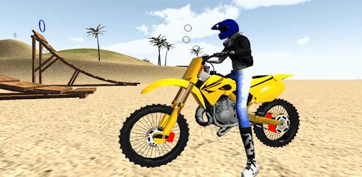 Приложения в Google Play – Motocross Beach Jumping 3D