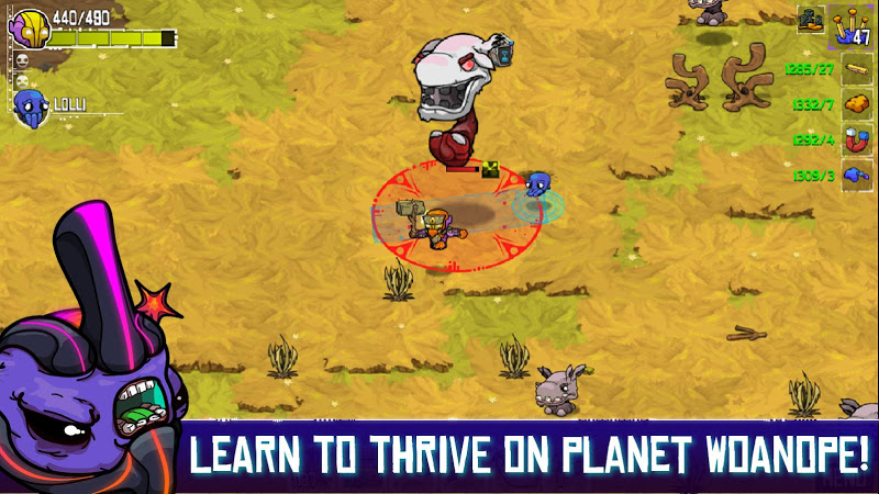 Crashlands Screenshot 4