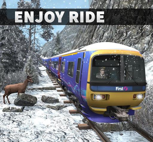 Real Train Driving Simulator: Railway Driver 2019  screenshots 13