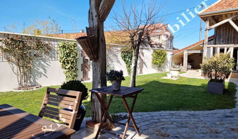 Maison avec terrasse Mesnil-Sellières