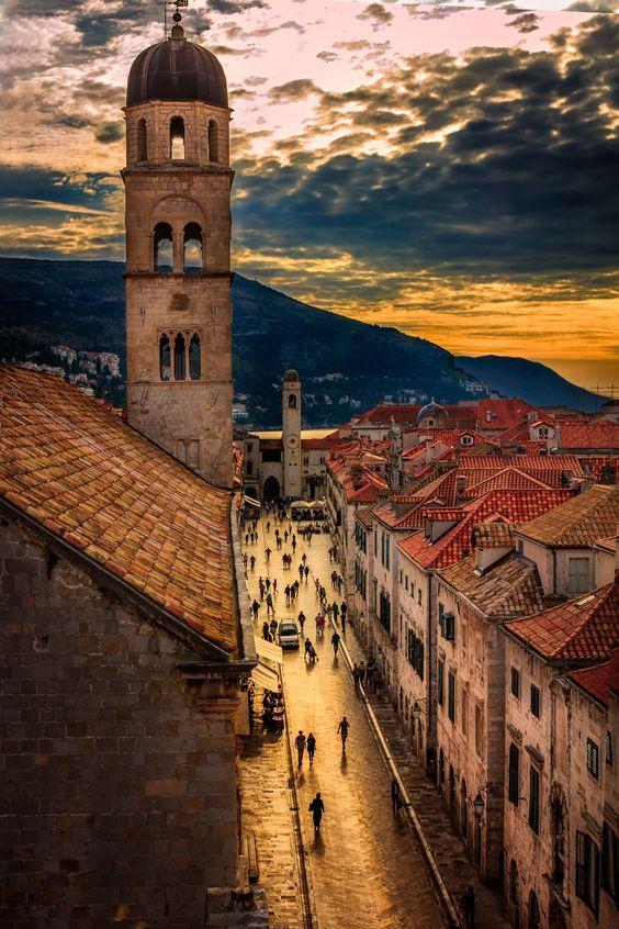 Dubrovnik, Croacia.: