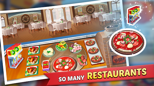 Kitchen Craze: Madness of Free Cooking Games City  screenshots 4