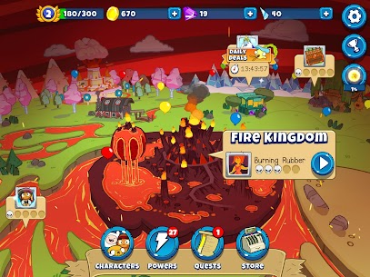 Bloons Adventure Time TD Mod Apk (Unlimited Money) 10