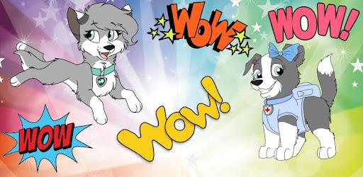 Paw Color Patrol Coloring Book For Kids Indir Pc Android Com