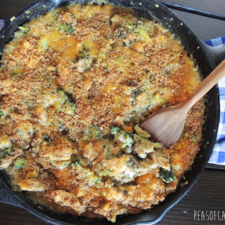 Cheesy Chicken and Vegetable Quinoa
