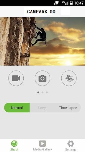 CAMPARK GO 1.0.1 screenshots 2