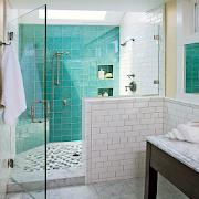Motif of Bathroom Wall Tiles