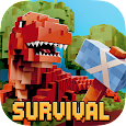 Blocky Ark Survival 3D