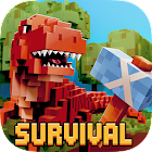 Blocky Ark Survival 3D icon