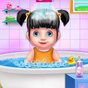 Crazy Babysitter Fun Game