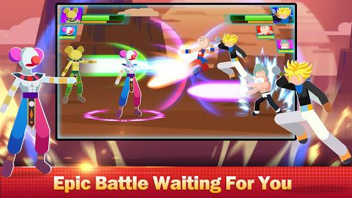 Stickman Attack - Dragon Warriors 1.0.6.108 screenshots 5