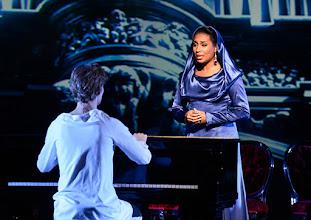 Photo: Wien/ Raimundtheater: MOZART - das Musical. Premiere 13.9.2015. Oedo Kuiper, Ana Milva Gomes. Copyright: Barbara Zeininger