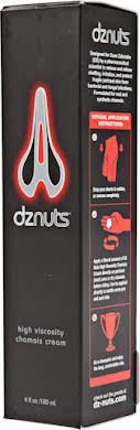 DZ Nutz Pro Chamois Cream: 4oz Tube alternate image 0