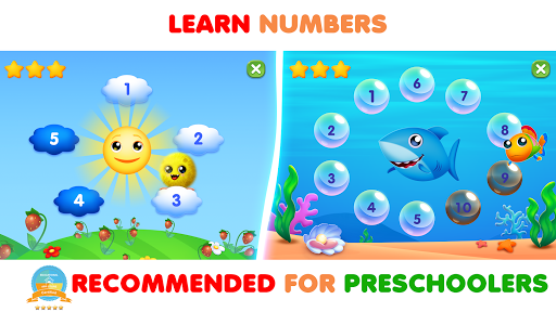 Toddler Learning Games Smart Shapes And Colors  screenshots 8