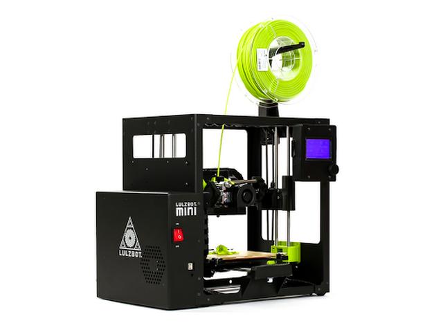Refurbished LulzBot Mini 2 3D Printer *B Stock*