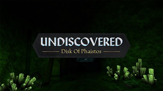 VR Undiscovered: Phaistos Disk- screenshot thumbnail