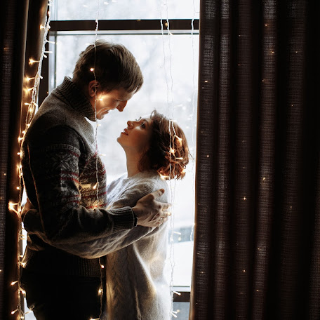 Wedding photographer Yana Aleksandrova (Aleks). Photo of 28.11.2017