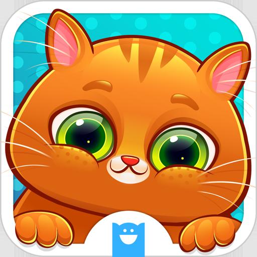Bubbu – My Virtual Pet(我的虛擬寵物) 休閒 App LOGO-硬是要APP