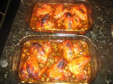 Peking Chicken Wings