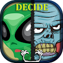 Decide: Aliens or Zombies CYOA icon