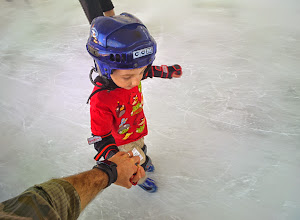 Photo: Outdoor Ice Skating in Irvine!