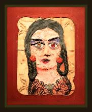 Photo: Antonio Berni La madre de Ramona 1962. 49 x 39 cm. Colección Eduardo F. Costantini, Buenos Aires. Expo: Antonio Berni. Juanito y Ramona (MALBA 2014-2015)