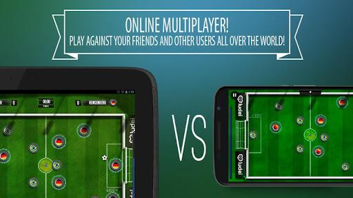 soccer strategy game - slide soccer screenshot 1