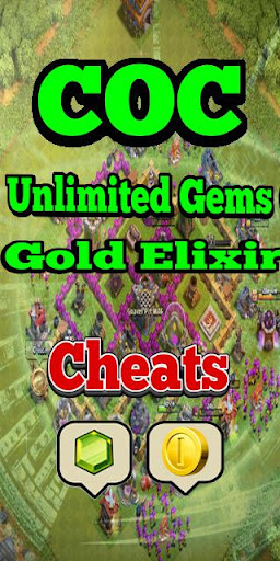 FREE GEMS-COINS for COC joke for PC