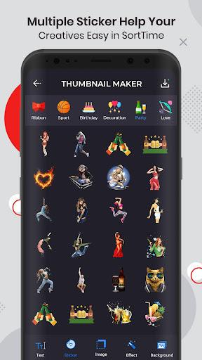 Ultimate Thumbnail Maker For Youtube: Banner Maker 1.4.4 Screenshots 5