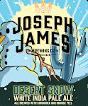Joseph James Desert Snow White IPA