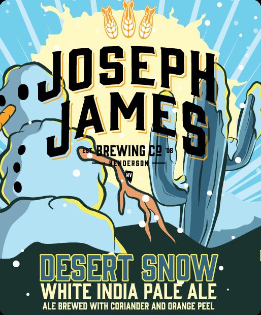 Logo of Joseph James Desert Snow White IPA