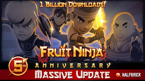 Fruit Ninja Free Screenshot 11