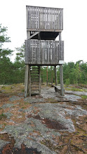 Photo: Kyrkösjärven pikku näkötorni.