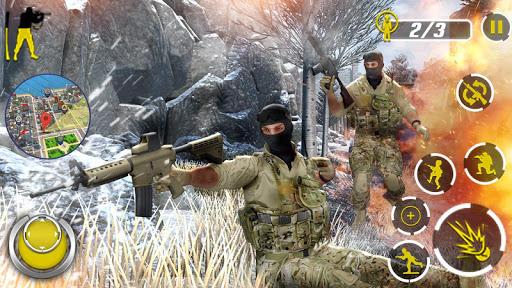 Fort Royale Battle Frontline Combat Shooting Arena 1.0.2 screenshots 2