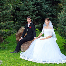 Wedding photographer Vladimir Lapshin (lavlager). Photo of 05.10.2013