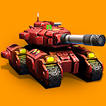 Block Tank Wars 2 Premium Icon