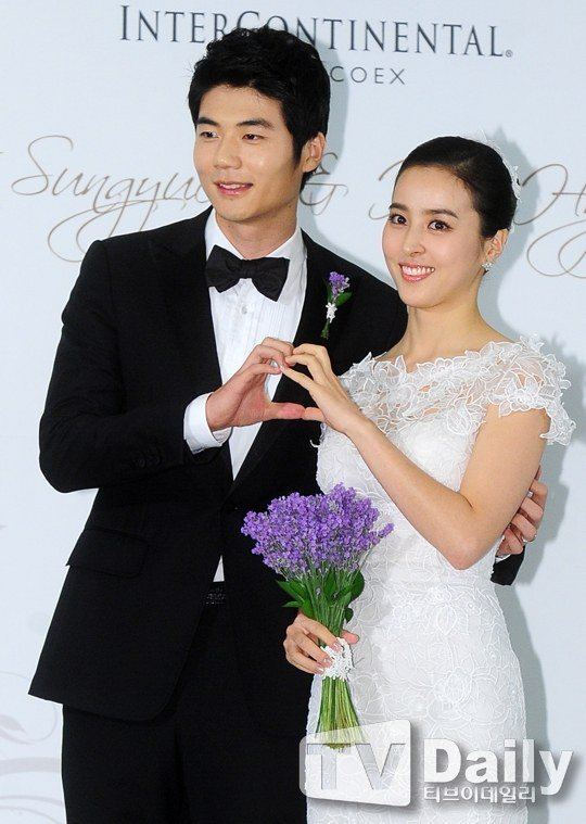 ki sung yeung wedding