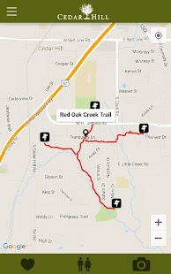 The Trails of Cedar Hill- screenshot thumbnail