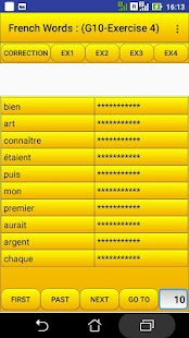 2000 French Words (most used)- screenshot thumbnail