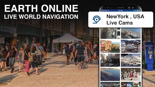 Earth online live world navigation 1.0.0 screenshots 1