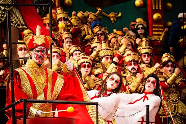 Carnevale di Viareggio di Alessi Girlando