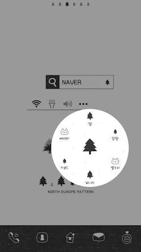 玩免費個人化APP|下載ただ(北欧パターン)ドドルランチャーのテーマ app不用錢|硬是要APP